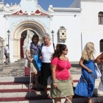 visiting_the_sacred_church_on_the_island_of_Tinos